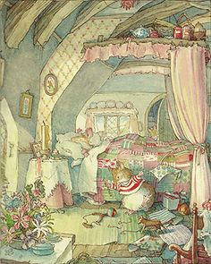 Spring Story, Brambly Hedge