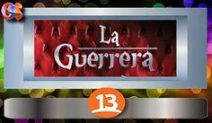 REDE ALPHA TV | O Mundo das Novelas : LA GUERRERA | Nueva Teleserie Brasileña (13 - Chil...