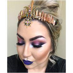 Crystal crown, Orange quartz crown, crystal tiara, crystal jewelry, healing crystals, mermaid crown, boho, gypsy, moon, custom, personalized by PorcelainMoonstar on Etsy https://www.etsy.com/listing/504178025/crystal-crown-orange-quartz-crown