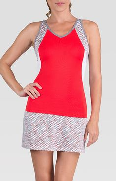 Judy Tank - Mirage - Women's Tennis Apparel - Tail Activewear