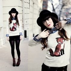 I still want an animal sweater!
