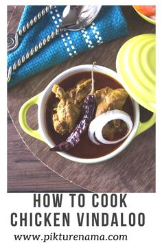Is chicken Vindaloo as tasty as the Pork Vindaloo? The recipe and places in Kolkata where you can get good Pork Vindaloo. Indian Food Recipes, Vegetarian Recipes, Chicken Vindaloo, Chicken Recepies, Good Food, Yummy Food, Indian Dishes, How To Cook Chicken, Food Photography
