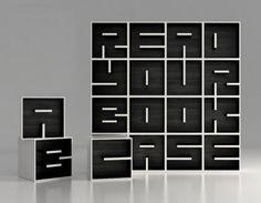 """Déco : ma sélection d'étagères originales, design et """"objet""""..."""