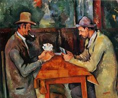 World's Most Expensive Painting : from Paul Cézanne ;The Card Players sold in 2011 for $ 268.1 millions. We can supply almost exact 3D reproduction printing; recreated in size, colour, brightness and texture to achieve an ultimate fine-art reproduction for the price starts from $22,700 a new and unique reproduction process for more information send us email