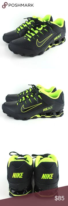 Nike Mens Reax 8 TR Cross Training Shoes Running Brand New Without Box sz11  Nike Shoes