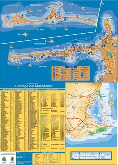 Cala Bona and Cala Millor hotel map cala bona Pinterest