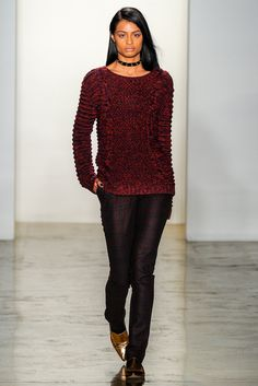 Timo Weiland   Fall 2014 Ready-to-Wear Collection   Style.com