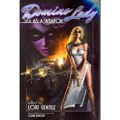 DOMINO LADY SEX AS A WEAPON SC - I'm obsessed.