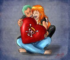 Mugiwara's heart by Jeannette11