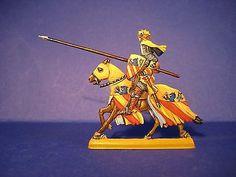 30mm Riddare, slaget vid Crecy 1346
