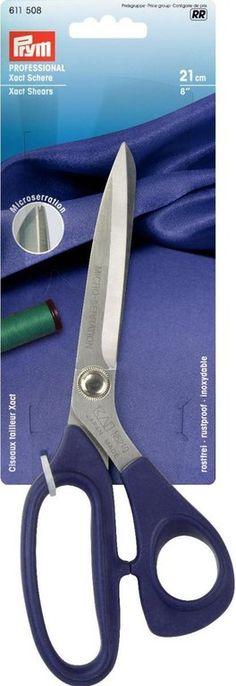 Prym Professional Xact Schneiderschere 21cm microverzahnt