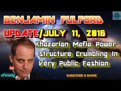 PHILOSOPHICAL ANTHROPOLOGY: Khazarian mafia power structure crumbling in very public fashion