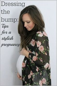 Tips for a Stylish Pregnancy