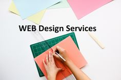 Our aim is to help you for your need of a big or small website with our website design services.