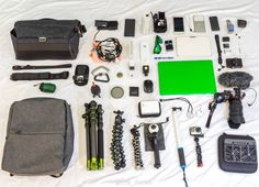 I get asked all the time what gear I bring with me when I travel to get all my photos. So here ya go #internets  Everything from Peak Design to Joby to Sony to Tandem Diabetes (for #WorldDiabetesDay ). Apparently @instagram only lets you tag 20 accounts in a photo so if you have questions as to what some of it is feel free to ask. This is all our #travel #electronics & #gear as of November 14 2016. @sqworl & I will soon be making a transition into video with the eventual goal of making…