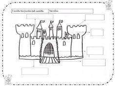 Dibujos para imprimir y colorear gratis para niños: Dibujo