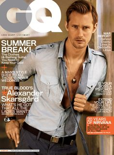 alexander skarsgard, true blood, eric @Laura Gavel-Kanalas, this is for you, too!