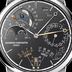 d688341e677 Vacheron Constantin Les Cabinotiers Celestia Astronomical Grand  Complication 3600 Relógios De Luxo