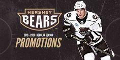 American Hockey League, Hershey Bears, Baseball Cards