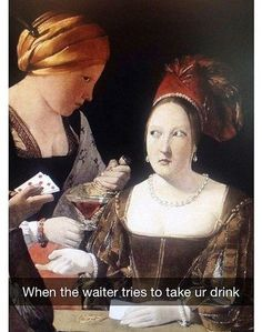 """33 Classical Art Memes To Pump Your Puny Brain Full Of Culture - Funny memes that """"GET IT"""" and want you to too. Get the latest funniest memes and keep up what is going on in the meme-o-sphere. Renaissance Memes, Medieval Memes, Renaissance Art, Funny Art, Funny Memes, Hilarious, Art History Memes, Funny History, Classical Art Memes"""