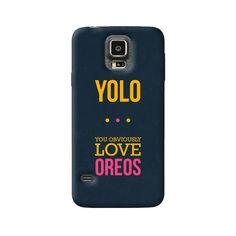 Yolo Apple iPhone 6 Case from Cyankart Samsung Galaxy S4 Cases, Iphone 5c Cases, 5s Cases, Iphone 4, Ipod Touch Cases, Apple Iphone 5, Htc One, Yolo, Fun Stuff