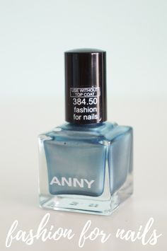 ANNY - fashion for nails Color For Nails, My Nails, 50 Fashion, My Favorite Color, Perfume Bottles, Nail Polish, Nail Art, Glitter, Turquoise