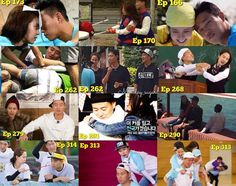 Scenes CUT from #RunningMan