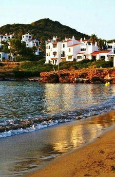 Platges de Fornells. Fornells. Menorca