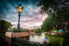 Click to rate Evening in Epcot; Marc Perrella