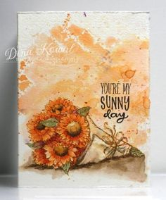 DTGD14TexasGrammy - Sunny Day by dini - Cards and Paper Crafts at Splitcoaststampers