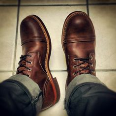 For this fall... i think i will find a cheaper version than Red Wing, but they will look just as good.