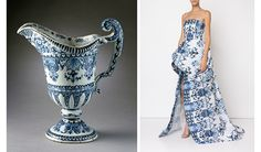 Designers Tap LACMA's Permanent Collection for Dresses, Jewelry, and Bags