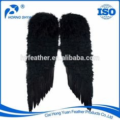 Feather Angel Wings, Feather Angel Wings direct from Cixi Hong Yuan Feather Products Co. in China (Mainland) Feather Angel Wings, Large Feathers, China, Handmade, Products, Hand Made, Porcelain, Gadget, Handarbeit