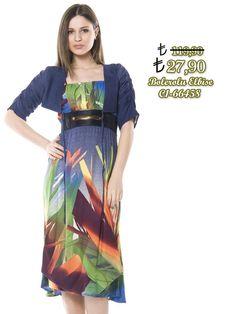 #dress #sale #campaign #woman http://www.modayiz.com/
