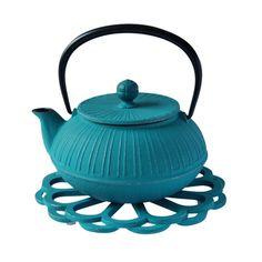 Nanbu-Tekki Japanese Ironware Pot (au-dela des mers)|南部鉄器