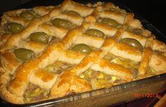A Torta de Carne Moída é crocante, saborosa e será um sucesso no lanche ou para acompanhar a sua refeição. Faça e confira! Veja Também:Torta de Frango com