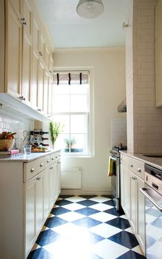 Y la casa de la semana es, un precioso apartamento en Nueva York.