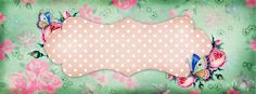 Pretty Facebook Covers | ... Blog Banner and the bottom one could be used as a FB timeline cover