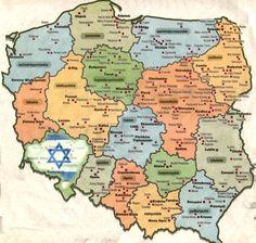 Drugi Izrael w Polsce?
