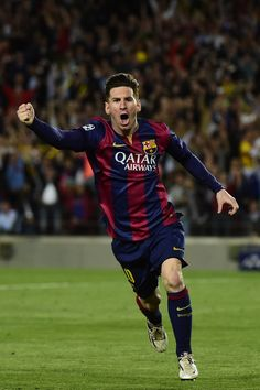 Pin for Later: 15 Soccer Studs That'll Always Have Our Hearts Lionel Messi