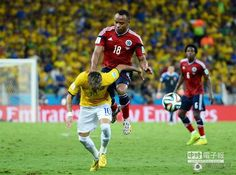 內馬遭「鐵膝」錘腰 診斷骨裂傷離世界杯 - 中時電子報