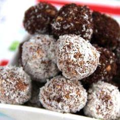 Krisy's cocoa arrowroot rumballs @ http://allrecipes.com.au