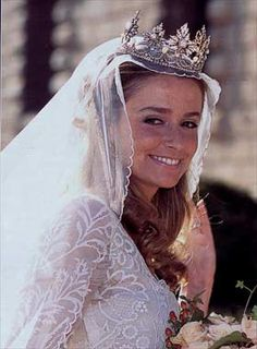 8 juin 2002 : mariage du prince Pablo de Hohenlohe-Langenburg et de Maria del Prado y Muguiro
