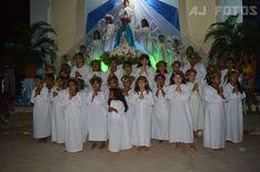 Procissão e Coroação de Nossa Senhora da Capelinha - Capitão de Campos - Brasil.