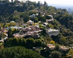 Image Detail For Hollywood Celebrity Homes Tours Of Stars Tuscan Style