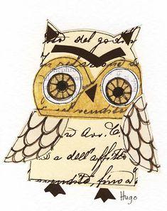 Blog - 29 Black Street: owls & dogs