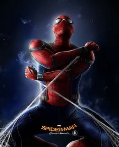 Spiderman Homecoming fan made poster