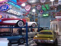 Dream garage...