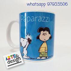 Caneca Snoopy, linda d+! #snoopy  #caneca #canecaspersonalizadas #mug