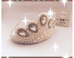 Coroa de princesa Luxo
